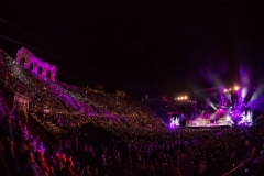Laura Pausini, World Tour 2014, Arena Di Verona