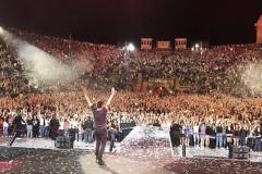 Nek, Arena di Verona, 2017