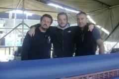 Francesco De Cave, Me, Orlando Ghini