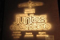 Laura Pausini, Juntos en Concierto 2006