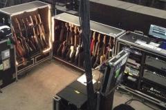 Paolo Carta Guitar Wolrd, Laura Pausini World Tour 2012