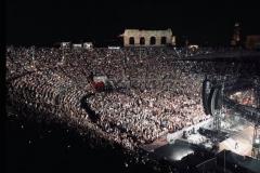 Laura Pausini, Fatti Sentire World Wide Tour 2018, Arena di Verona