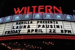 Laura Pausini, Resta in Ascolto World Tour, 2005, LA